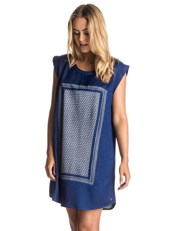 Roxy Etuikleid »Sun Rays« in Blue print