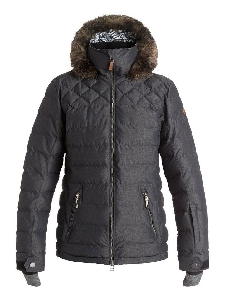 Roxy Gesteppte Snow-Jacke »Quinn« in Anthracite