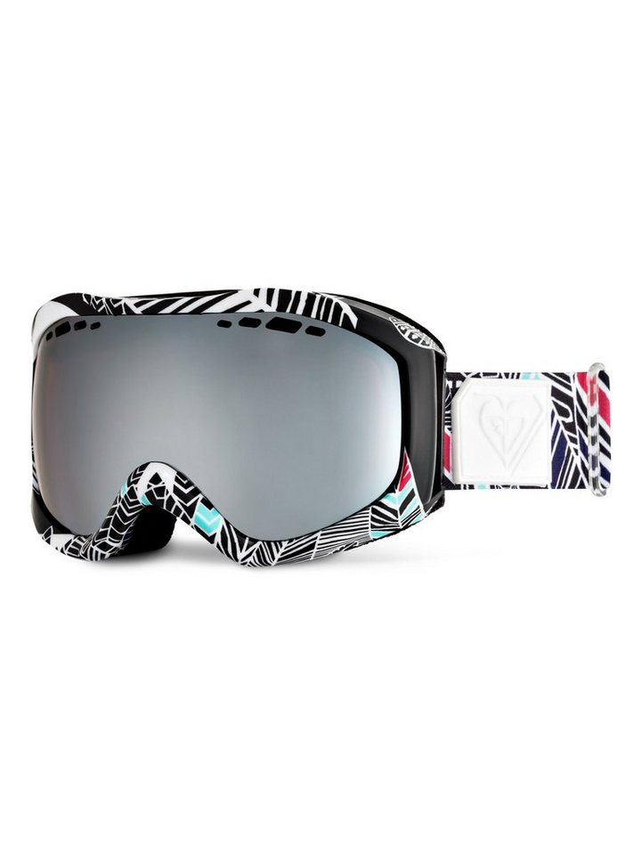 Roxy Snowboard Goggles »Sunset Art Series« in Paradise pink
