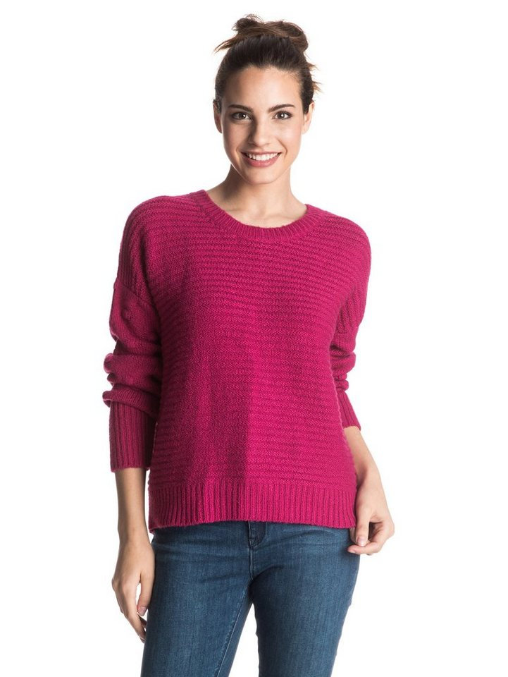 Roxy Sweater »Rest Ashore« in Sangria