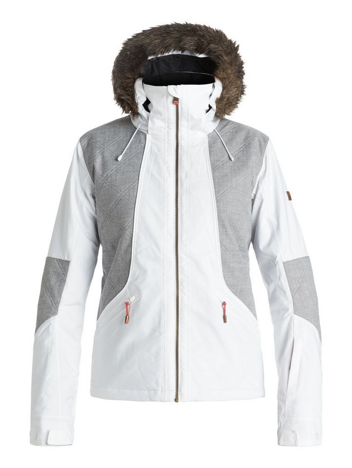 Roxy Snow Jacke »Atmosphere« in Bright white