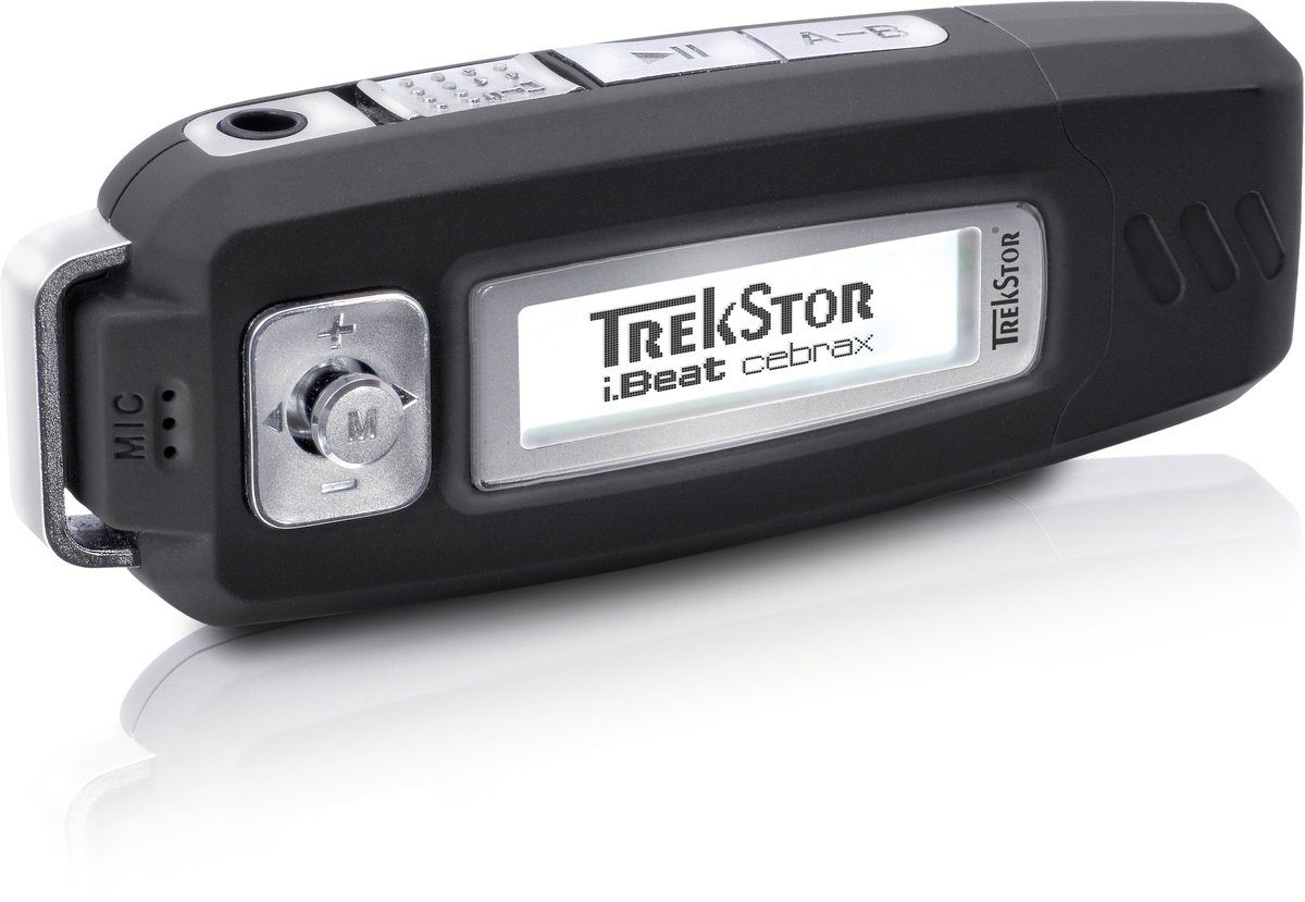 TrekStor mp3-Player »i.Beat cebrax«