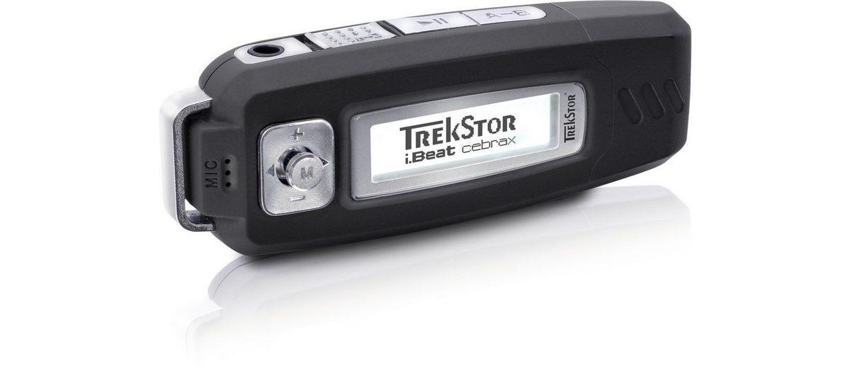 TrekStor mp3-Player »i.Beat cebrax«