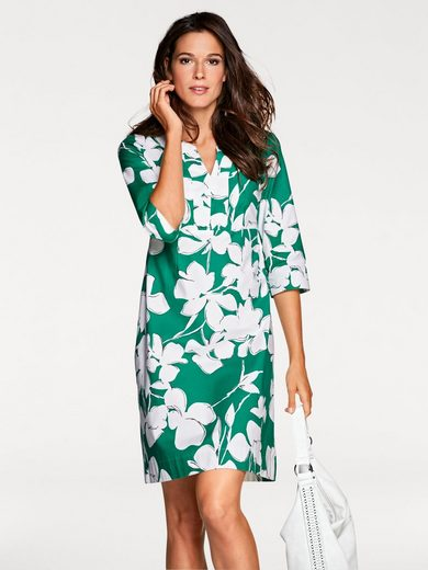 Patrizia Dini By Heine Printing Dress Cotton