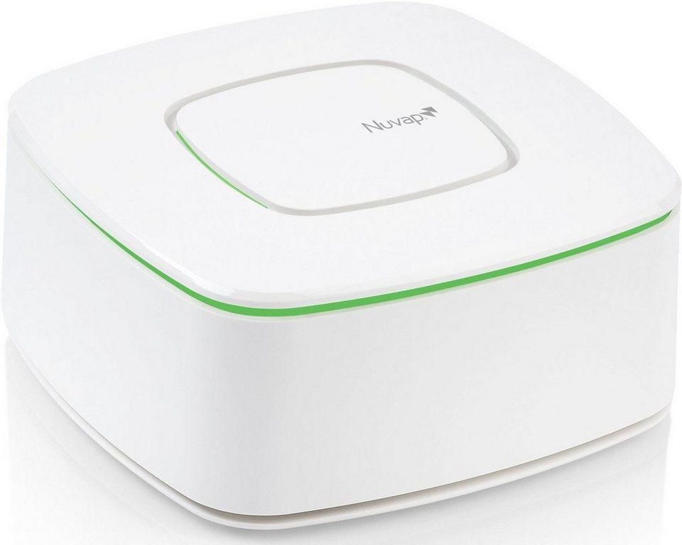 Nuvap Überwachungsgerät zur Luftqualität »N1« in Weiß