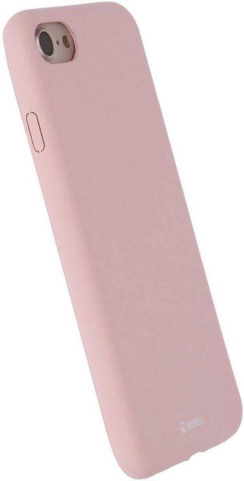 Krusell Handytasche »Bellö Cover für Apple iPhone 7« in Pink