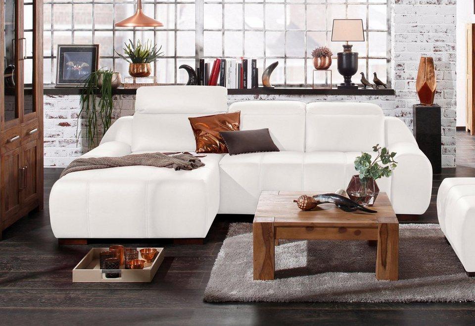 Premium collection by Home affaire Ecksofa »Spirit«, mit Recamiere ...