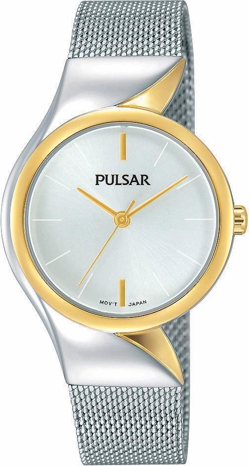Pulsar Quarzuhr »PH8230X1« Aus dem Hause Seiko in silberfarben