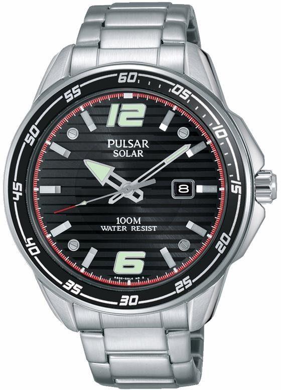 Pulsar Solaruhr »PX3089X1«