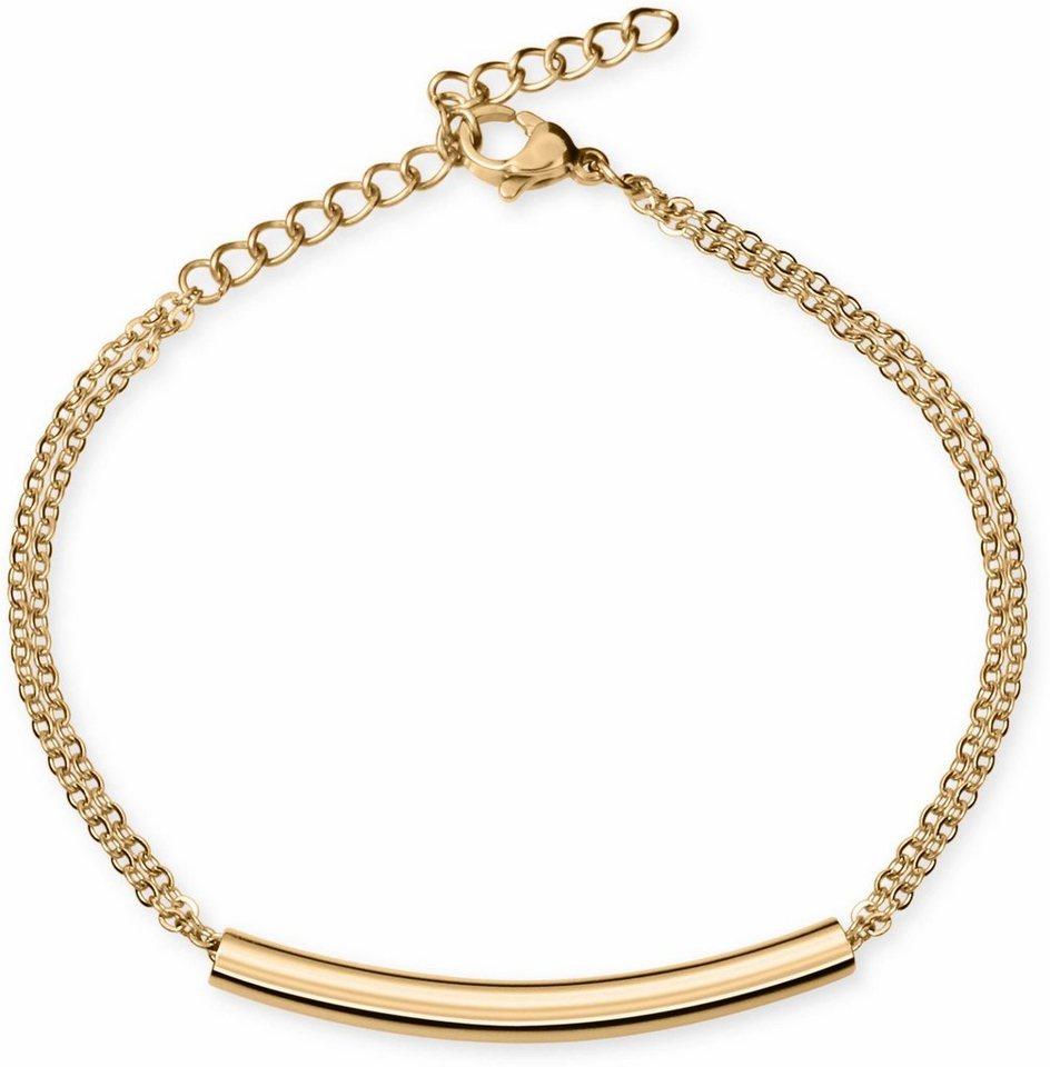 Tamaris Armband »Jana, A07931000« in goldfarben