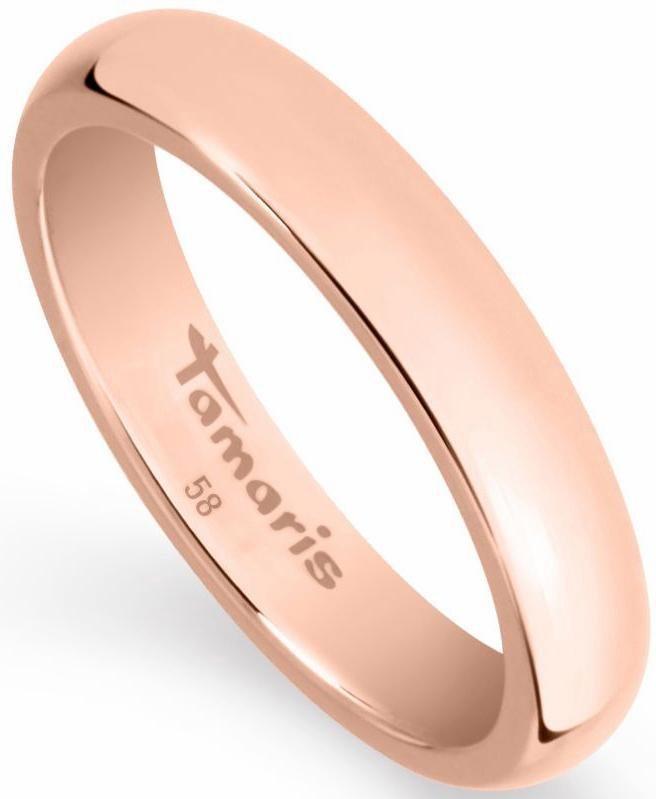 Tamaris Fingerring »Mary, A06512002, A06512003, A06512005, A06512007, A06512008« in roségoldfarben