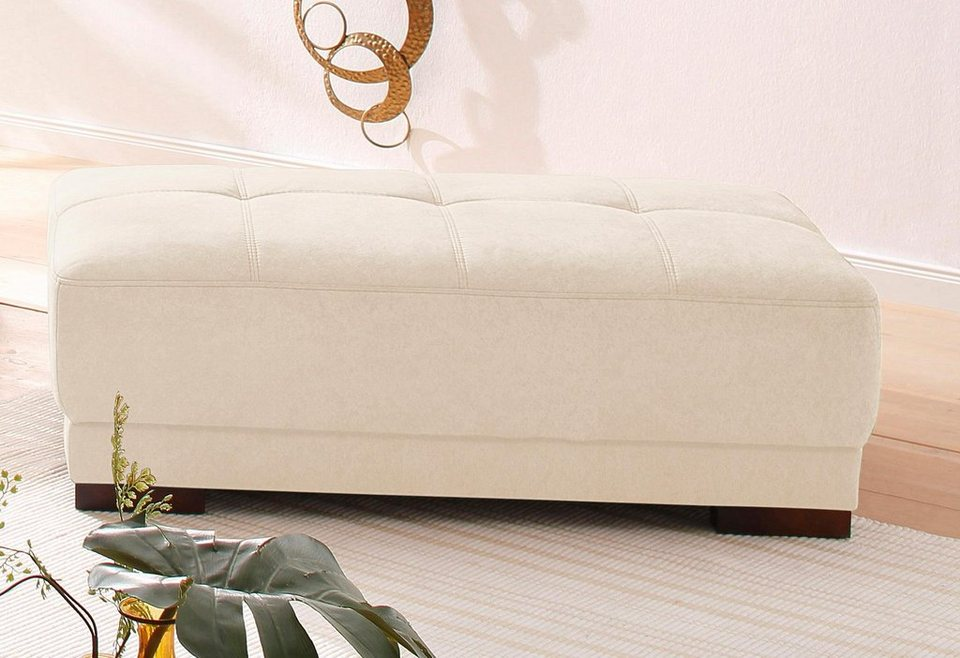 Home affaire Hocker »Roberto« in beige