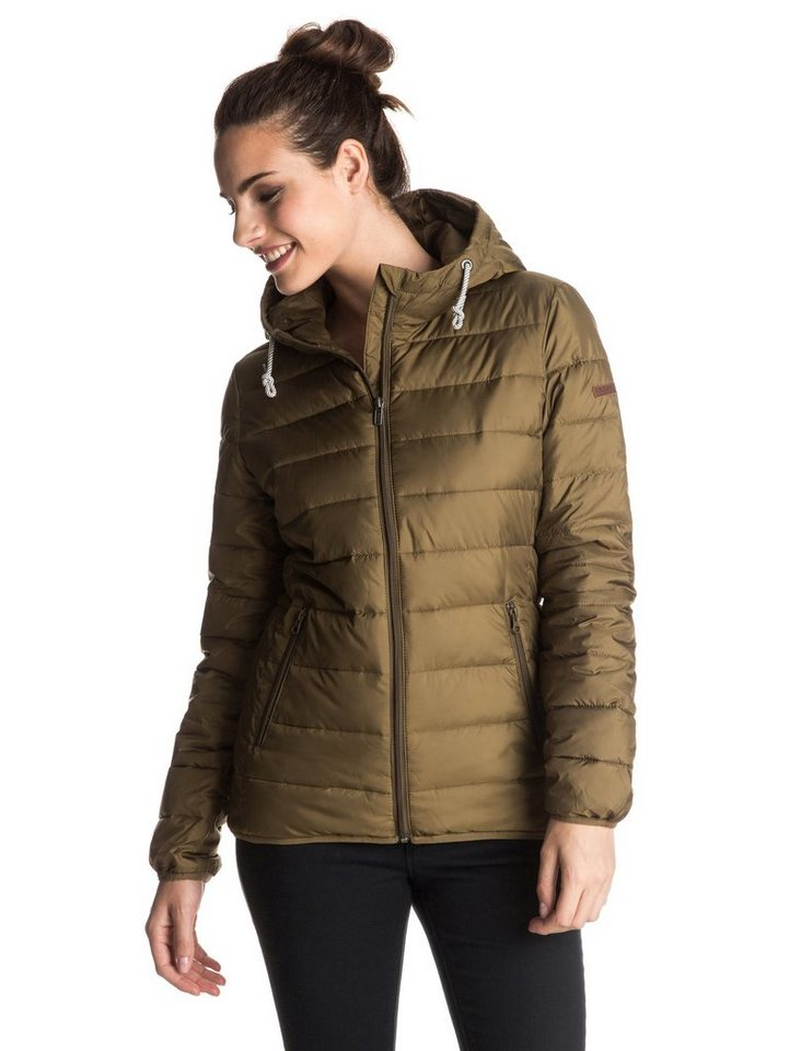 Roxy Insulator-Jacke »Forever Freely« in Military olive