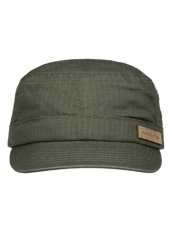 Quiksilver Military Cap »Renegade« in Dusty olive