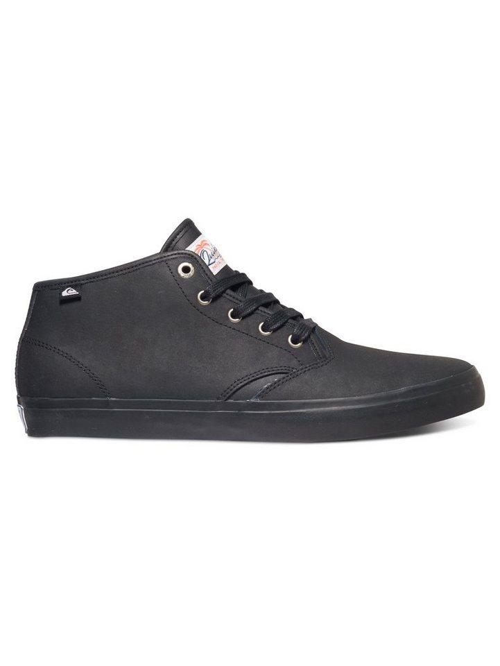 Quiksilver Mid-top »Shorebreak Deluxe« in solid black