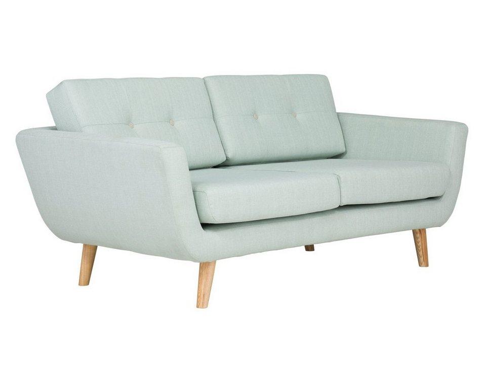 massivum sofa aus flachgewebe kingsley ii kaufen otto. Black Bedroom Furniture Sets. Home Design Ideas