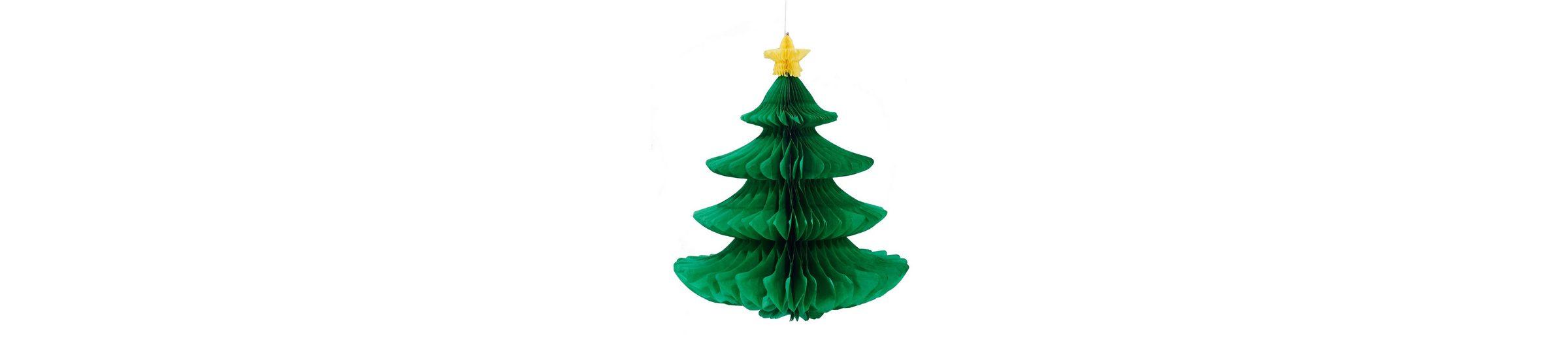 BUTLERS X-MAS »Papierdeko Weihnachtsbaum«