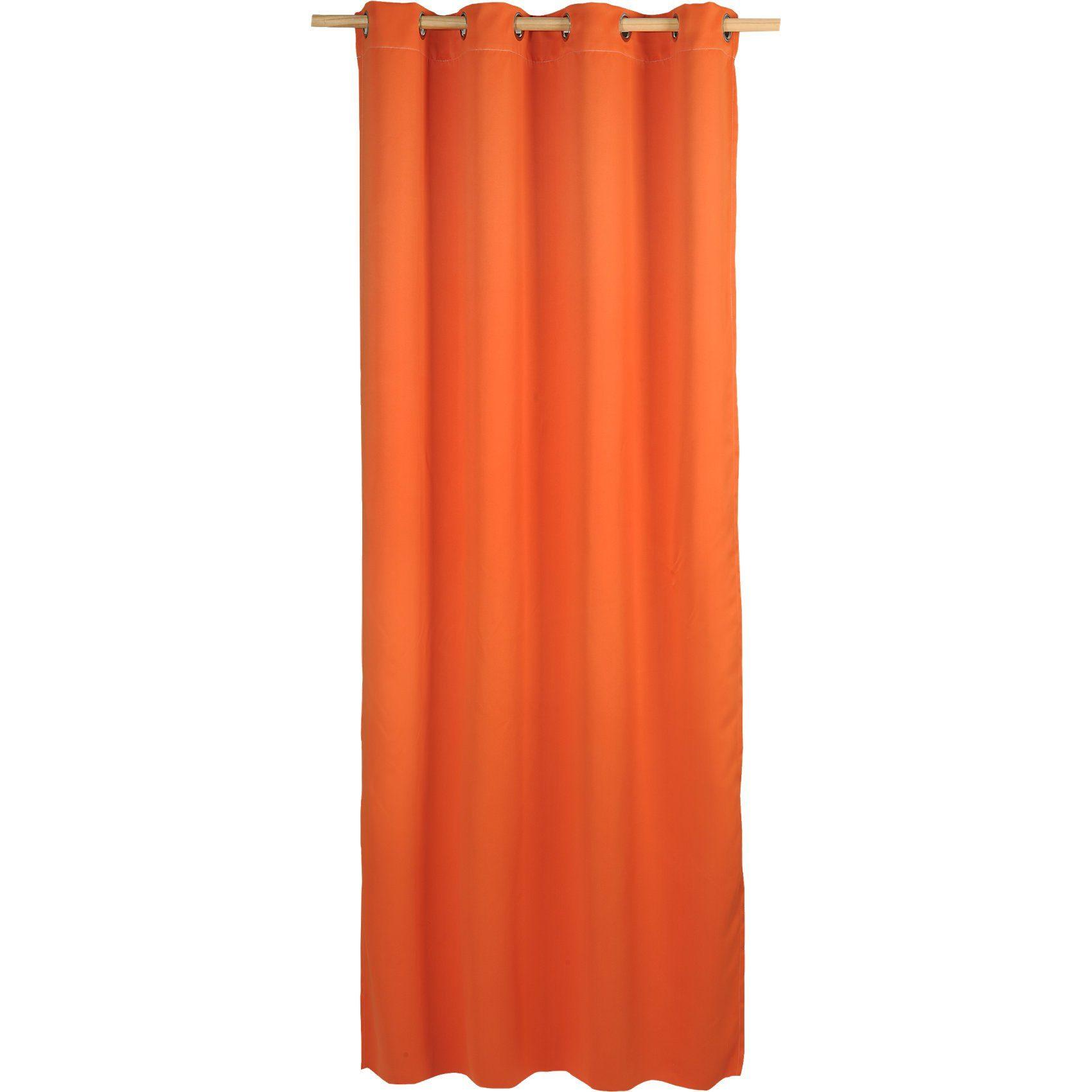 Vorhang Black Out, blickdichter Verdunkelungsvorhang, 245 x