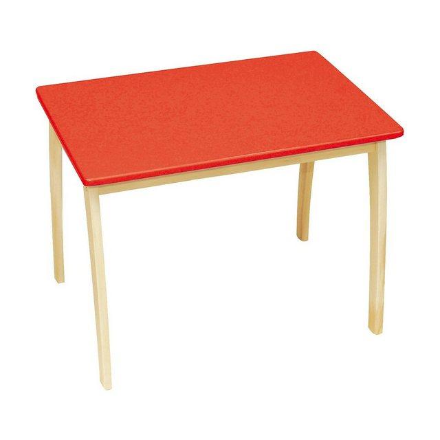 Kindertische - Roba® Kindertisch, MDF bunt lackiert  - Onlineshop OTTO
