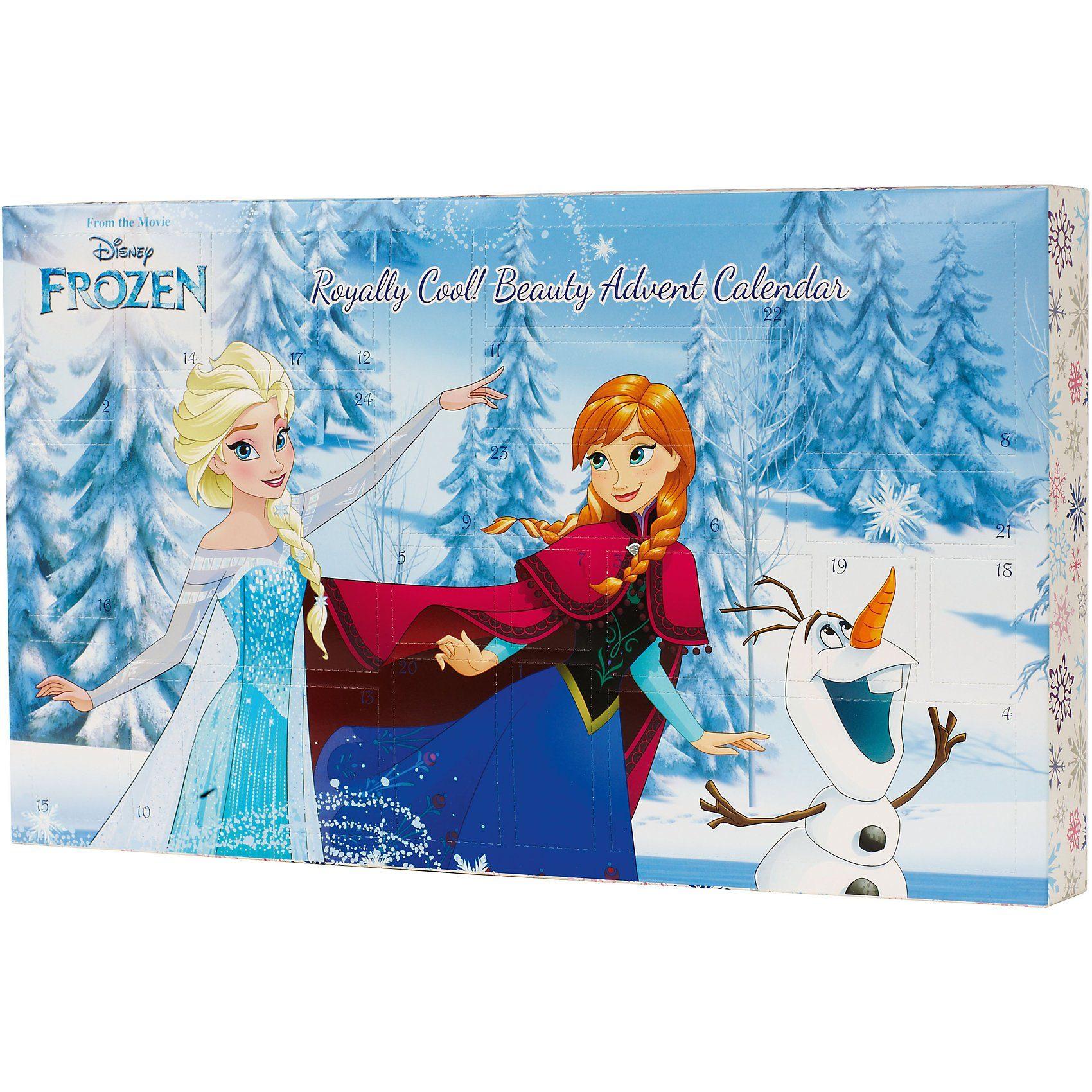 Empeak Disney Die Eiskönigin Königlicher Kosmetik Adventskalender