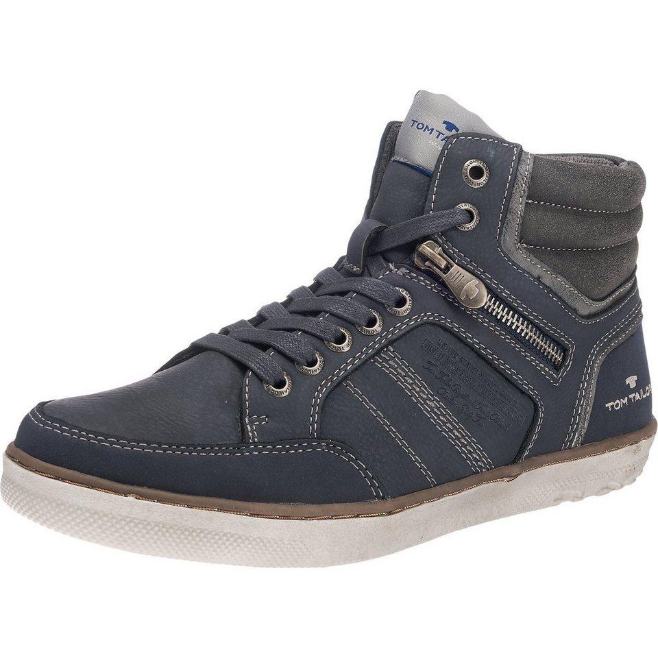 TOM TAILOR Sneakers in navy