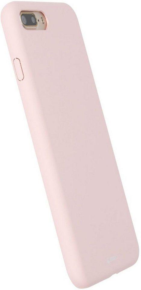 Krusell Handytasche »Bellö Cover für Apple iPhone 7 Plus« in Pink