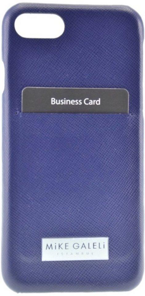 Galeli Handytasche »Back Case ADAM with slot für Apple iPhone 7« in Blau