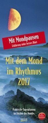 Kalender »Mond-Planer 2017 - Mit dem Mond im Rhythmus«