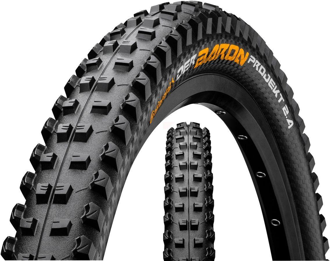 """Continental Fahrradreifen »Der Baron 2.4 Projekt 26"""" faltbar«"""