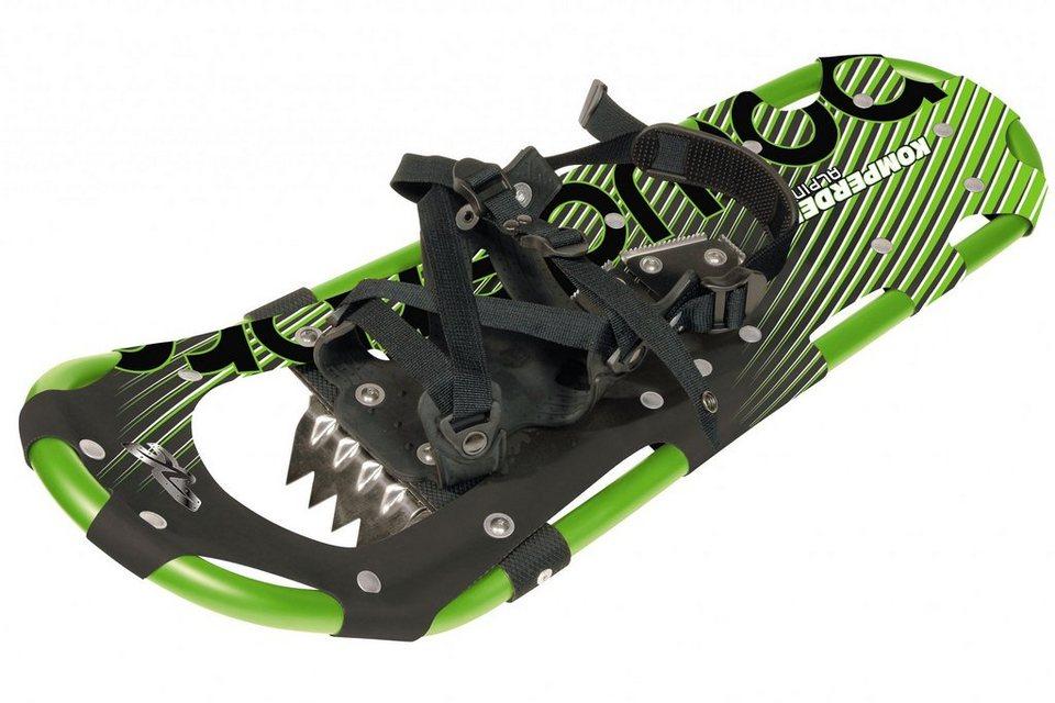 Komperdell Schneeschuhe »Alpinist Snowshoes A25« in grün