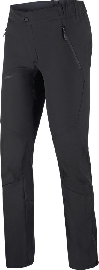 Salewa Outdoorhose »Puez Orval DST Pant Men« in schwarz