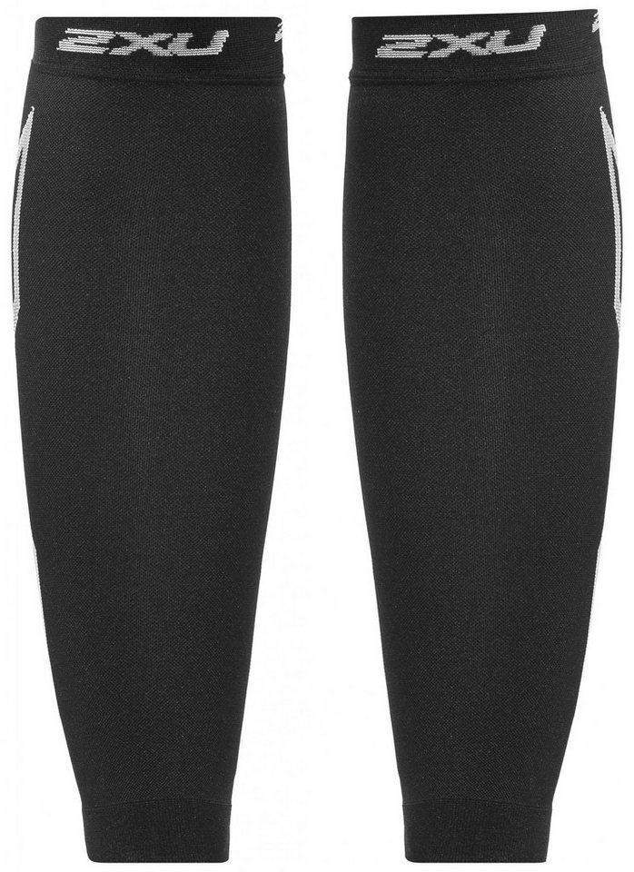 2XU Armling »Compression Calf Sleeves Unisex« in schwarz