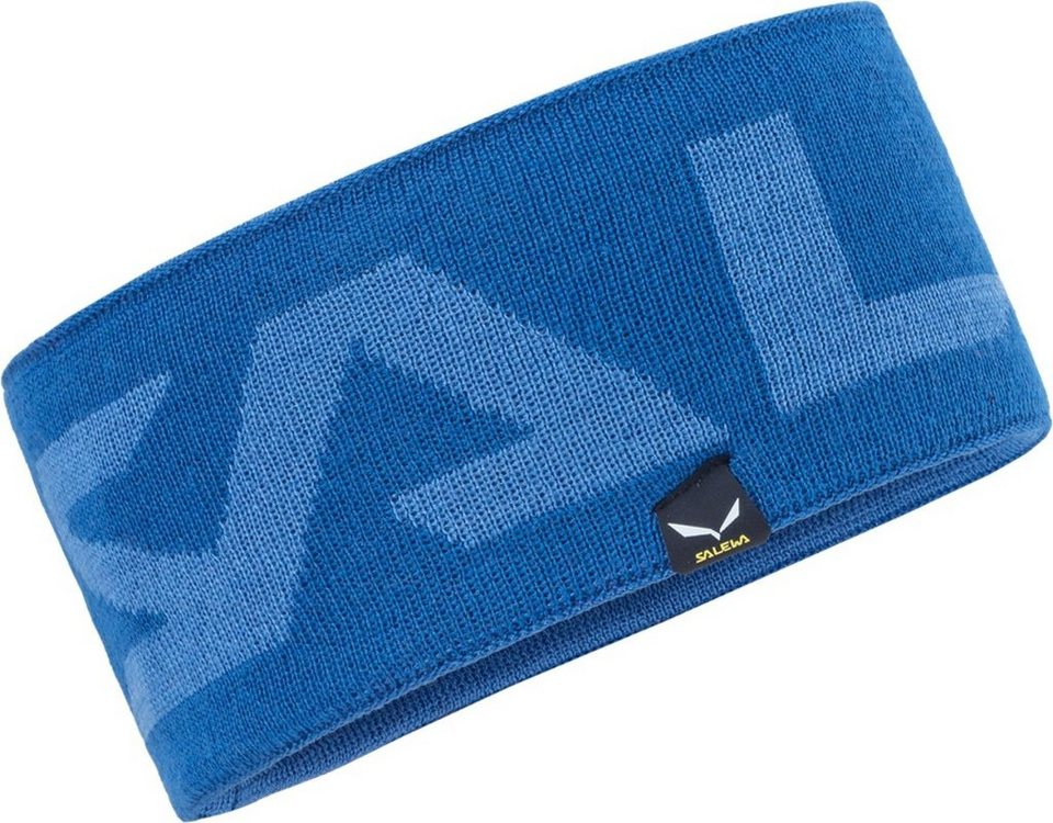 Salewa Hut »Agner WO Headband« in blau
