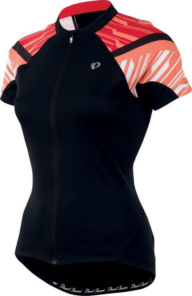 PEARL iZUMi Radtrikot »ELITE Jersey Women« in schwarz