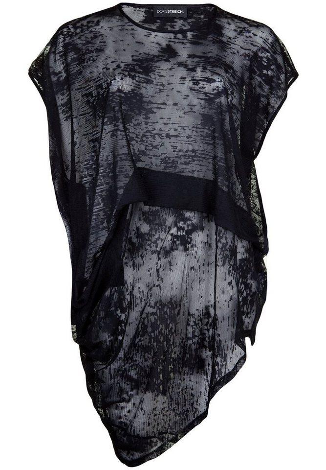 Doris Streich Kleid »CHASUBLE« in schwarz