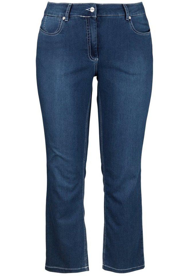 Doris Streich Jeans »5-POCKET-STYLE« in jeansblau