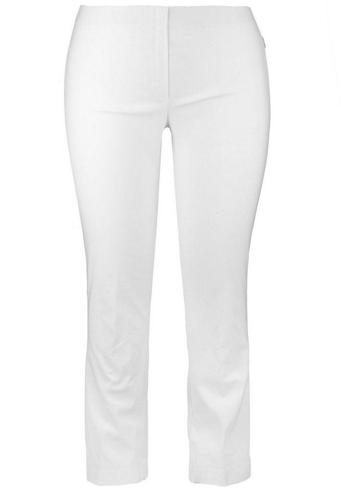 Doris Streich Stretchhose »SLIMLINE« in weiß