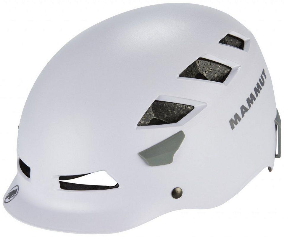 Mammut Kletterhelm »El Cap Helmet« in weiß
