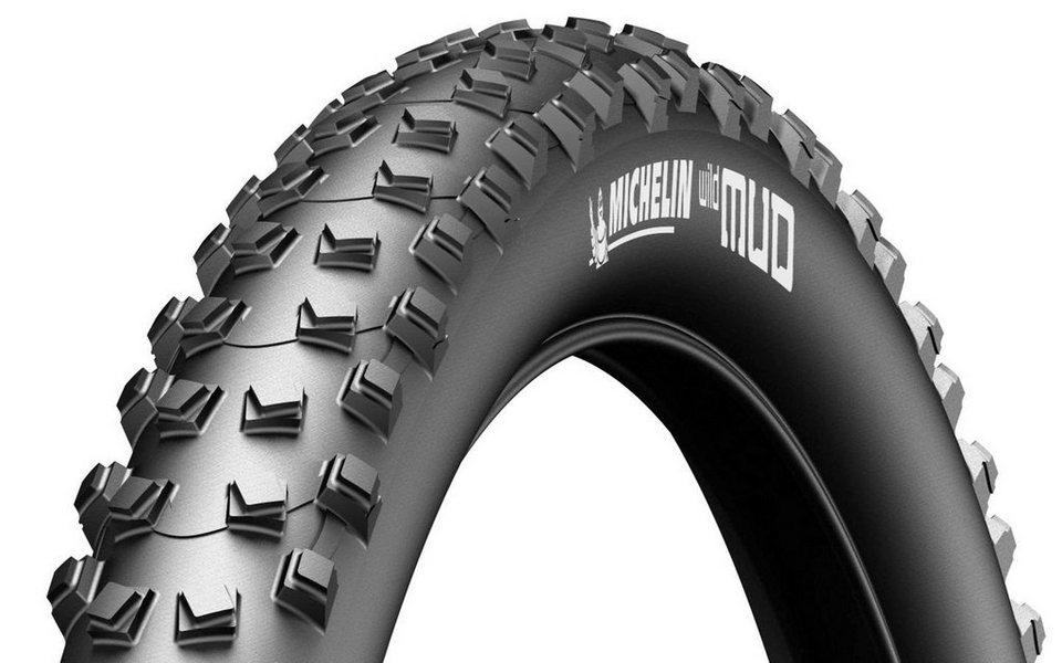 """Michelin Fahrradreifen »Wild Mud Fahrradreifen 26""""«"""