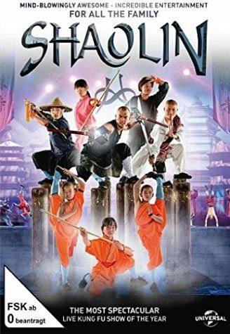 DVD »Shaolin«
