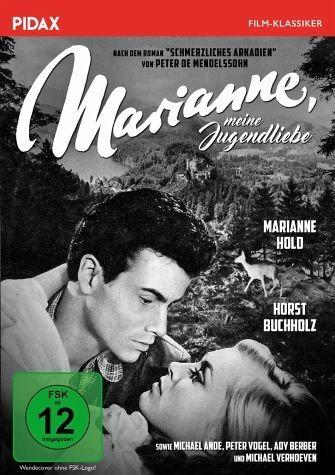 DVD »Marianne, meine Jugendliebe«