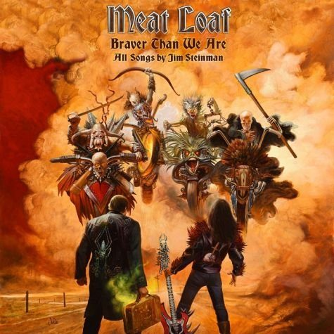 Audio CD »Meat Loaf: Braver Than We Are«
