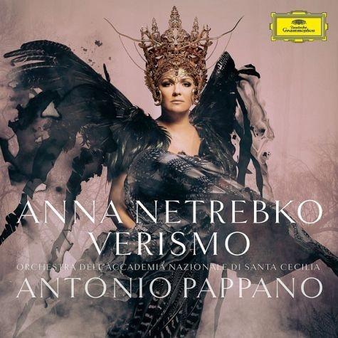 CD+DVD »Netrebko,Anna/Pappano,Antonio/Oascr: Verismo...«