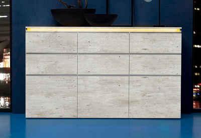 Highboard aus Nussbaum online kaufen | OTTO