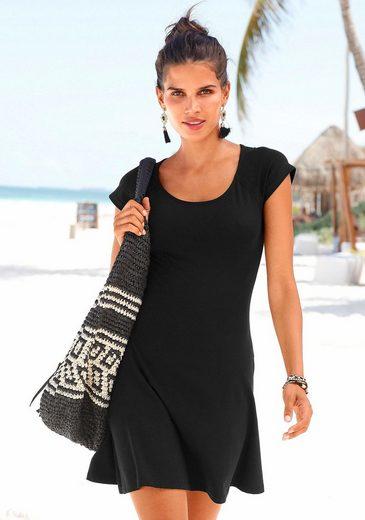 Beachtime Strandkleid mit Spitze im Rücken