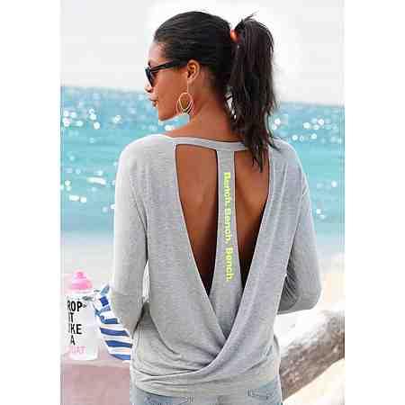 Bench Strandshirt mit tiefem Rückenausschnitt