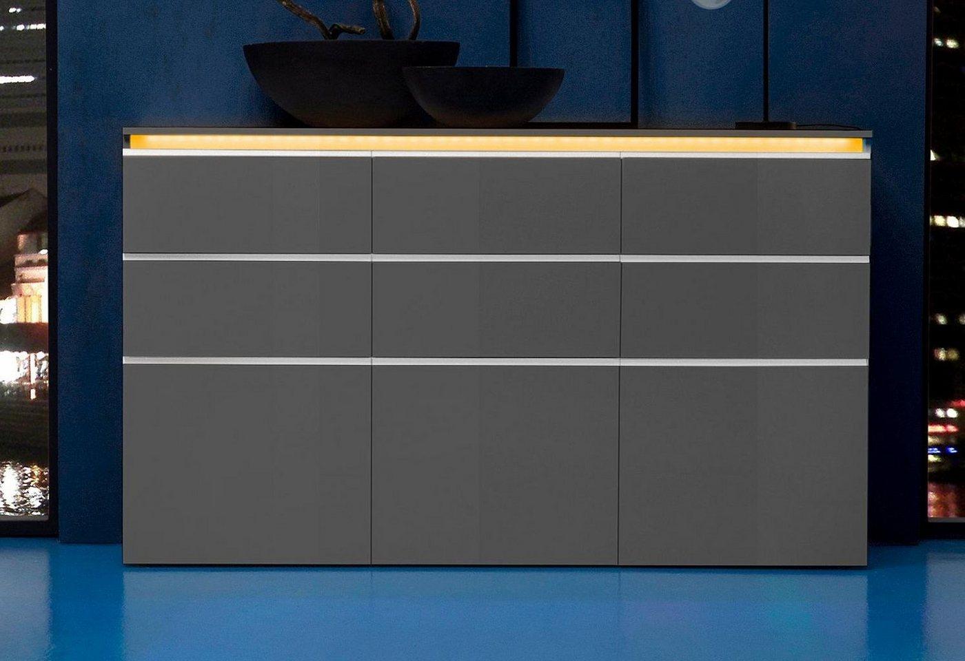 Vitrinen und Schränke - Tecnos Highboard, Breite 180 cm  - Onlineshop OTTO