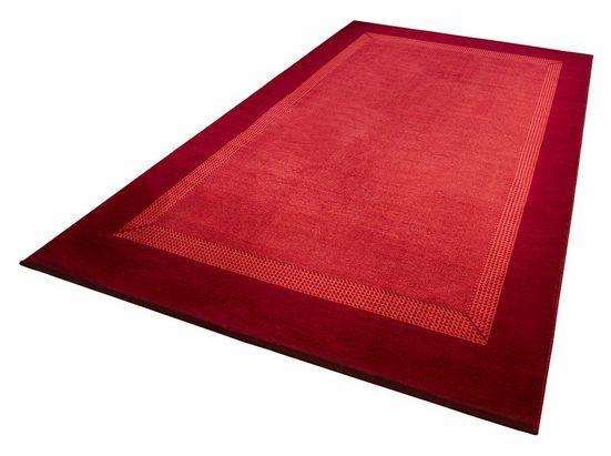 Teppich »Band«, HANSE Home, rechteckig, Höhe 9 mm, Kurzflor, gekettelt, Wohnzimmer