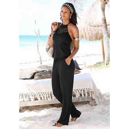 Strandbekleidung: Strandoveralls