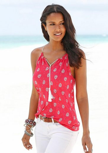 s.Oliver RED LABEL Beachwear Strandtop